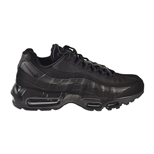 finest selection 9c92a f5d7e Nike Air Max 95 Jacquard Mens Running Shoes Gray