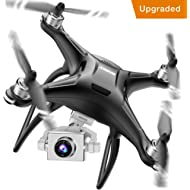 SIMREX X11 Upgraded GPS Drone with 1080P HD Camera 2-Axis Self stabilizing Gimbal 5G WiFi FPV...