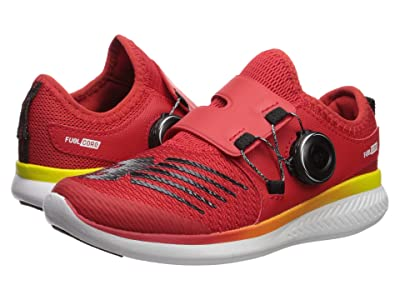 New Balance Kids FuelCore Reveal (Little Kid) (Velocity Red/Black) Boys Shoes