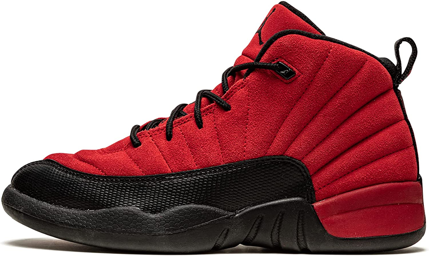 Jordan Kid's Shoes Nike All stores are sold Air 12 Flu Retro 15118 Year-end gift PS Reverse Game