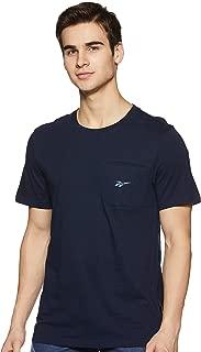 Reebok Classics Men's Round Neck Cotton T-Shirt