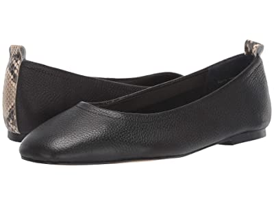 Dolce Vita Ozzie (Black Leather) Women