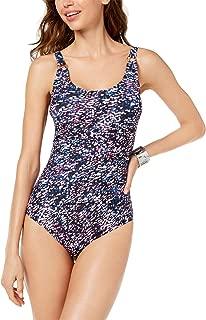 Calvin Klein Starry Night One-Piece Swimsuit Multicolor