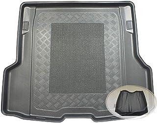 ZentimeX Z3022719 Antirutsch Kofferraumwanne fahrzeugspezifisch + Klett Organizer (Laderaumwanne, Kofferraummatte)