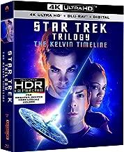 Star Trek Trilogy: The Kelvin Timeline 4k UHD