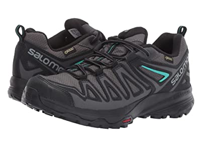 Salomon X Crest GTX(r) (Magnet/Black/Atlantis) Women