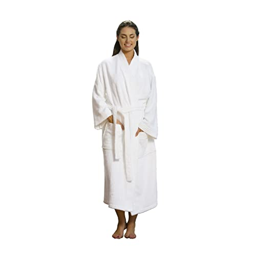 Personalized Robes Cotton Men and Womens Bathrobe 75564e9ff