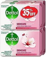 Dettol Skincare Anti-bacterial Bar Soap 165g Pack Of 4 At 35% Offer - Rose & Blossom