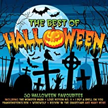 Halloween: Best of 50 Halloween Favorites / Various