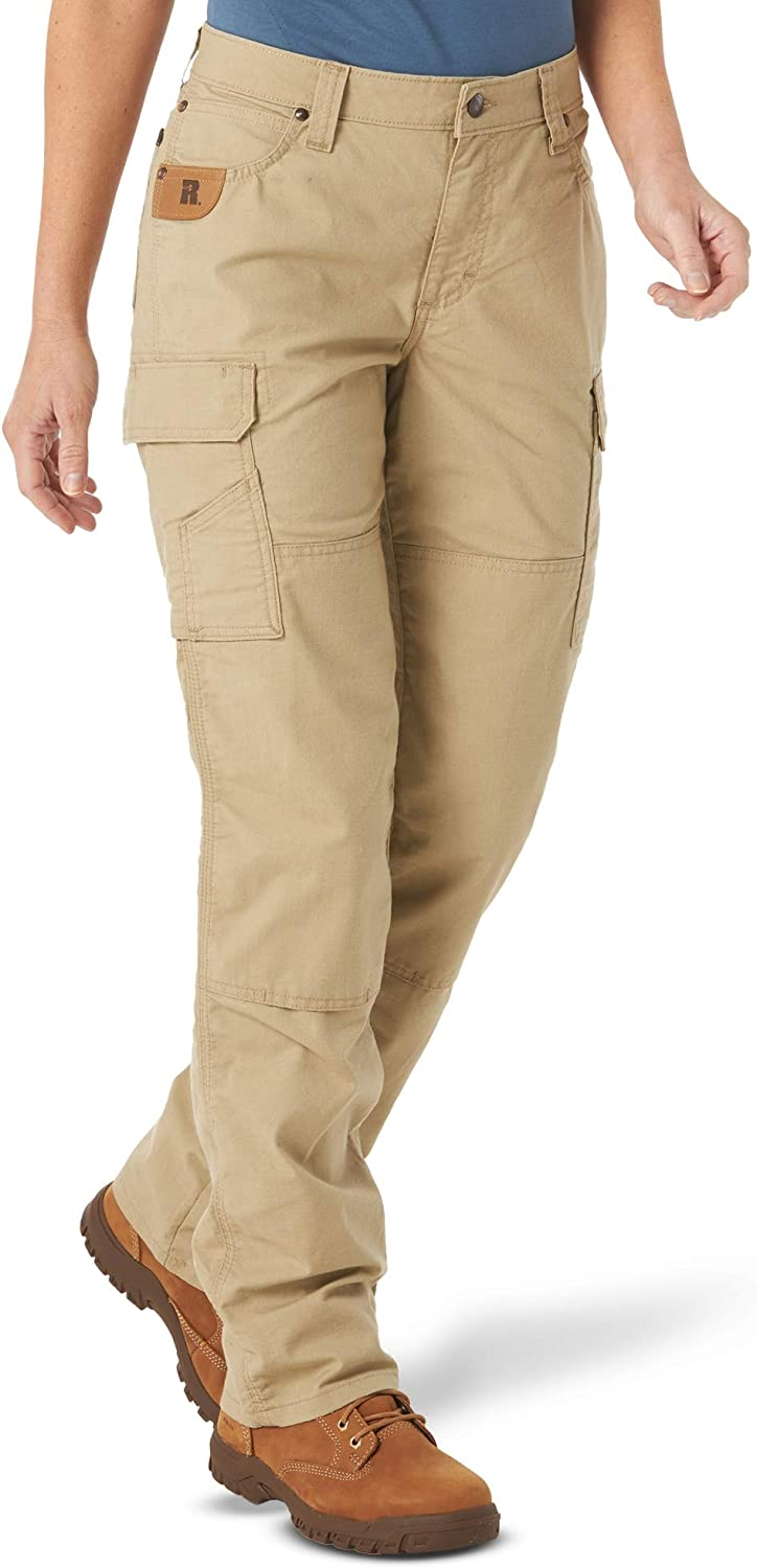 Wrangler Riggs Workwear Women's Ranger Cargo Pant: Clothing, Shoes & Jewelry