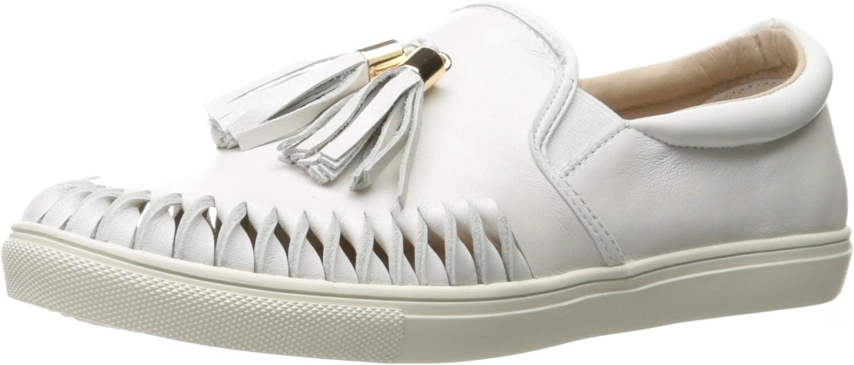 JSlides Women's Cheyanne Fashion Sneaker White