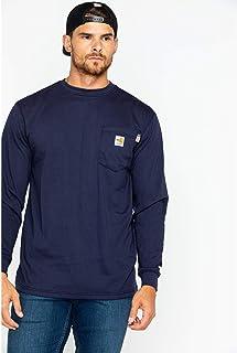 Men's Flame Resistant Force Cotton Long Sleeve T-Shirt