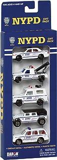 Daron NYPD Vehicle Gift Set, 5-Piece