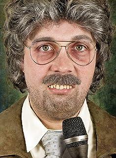 Unbespielt Halloween Karneval Party Kostüm Der Reporter künstliche Zähne Gebiss