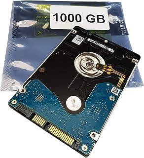 Compatible con ASUS A55V A55VD A55VM A55VS A56 | 1TB 1000GB HDD Disco Duro de 2,5