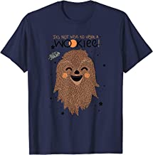 Star Wars Chewie It's Not Wise to Upset a Wookiee T-Shirt