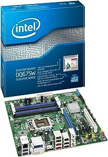 Boxed Intel Desktop Board Executive Series Micro-ATX form factor for 2nd Gen Intel Core Family Processors BOXDQ67SWB3