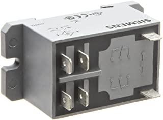 Siemens 3TX7131-4CF13 Basic Plug In Enclosed Power Relay, DPST-NO Contacts, 30A Contact Rating, 120VAC Coil Voltage