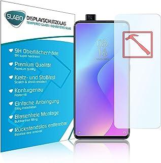 Slabo 3 x premium härdat glas skärmskydd för Xiaomi Mi 9T | 9T Pro (Redmi K20 | K20 Pro) äkta härdat glas klar 9H
