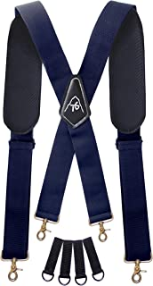 Tool Bags With Suspenders