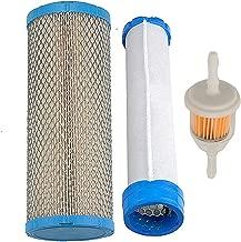 M131802 Outer Air Filter with M131803 Inner Filter for John Deere M144100 M164264 MIU12457 M144098 MIU12458 110 1420 1435 1445 1545 1565 2305 2320