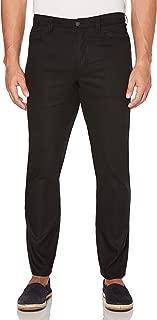 Men's Linen-Blend 5-Pocket Pant with Stretch