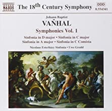 The 18th Century Symphony - Symphonies, Vol.1