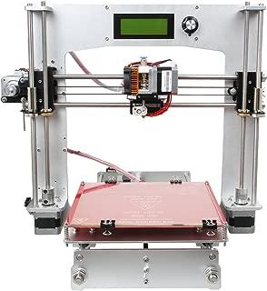 Geeetech Print 5 Materials Prusa Reprap Aluminum I3 DIY LCD Filament 3d Printer Support 5 Materials