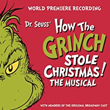 DR. SEUSS' HOW THE GRINCH STOLE CHRISTMAS! THE MU