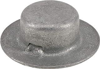 "The Hillman Group 45632 (5/8"" Axle) Cap Nuts, 8-Pack, Zinc, 8 Pieces"
