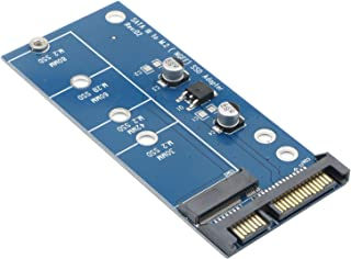 JIUWU M.2 (NGFF) SSD to AD905A SATA III 3 Adapter with 5 Pin Connector Hard Disk Drive Converter Card