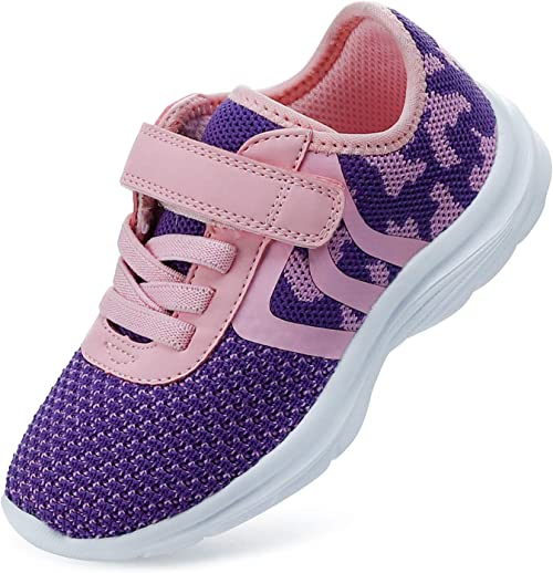 EvinTer Toddler Shoes Little Kid Boys Girls Running Sports Sneakers