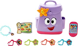 Fisher Price Dora and Friends Backpack Adventure DNV70 Activity & Amusement Toy