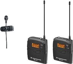 Sennheiser Pro Audio Compatible with Sennheiser EW 122P G3-A compact cardioid clip-on microphone EW system