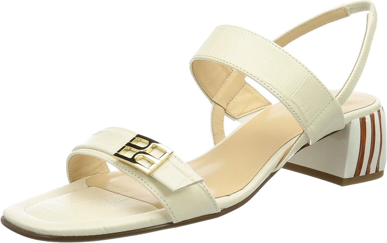 HÖGL Women's Riemchenpumps Heeled Sandal Lowest price Outlet sale feature challenge