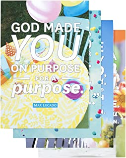 Birthday Inspirational Boxed Cards - Max Lucado - God Made You
