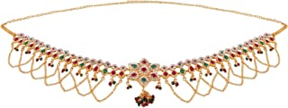 khetlazee Belly Chains for Women(Gold Plated)