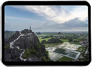 Lantern Press Tam COC, Vietnam - Pagoda Temple View from Hang Mua A-9005394 (Keepsake Tin)