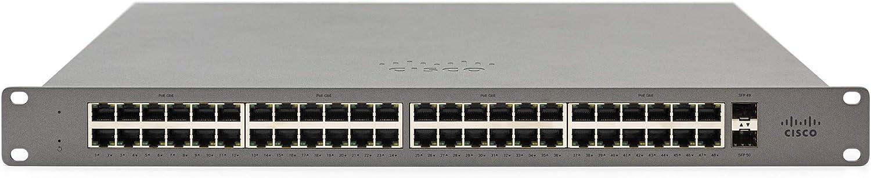 Meraki Go 48 Weekly update Port Cloud Managed PoE wholesale Switch – GS110 Network
