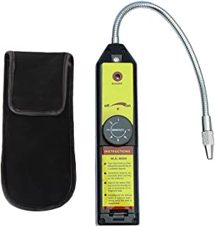 LotFancy Refrigerant Freon Leak Detector for HFC CFC Halogen R134a R410a R22a R600a R290 Air Condition HVAC