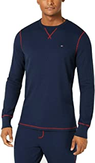 Tommy Hilfiger Men's Thermal Long Sleeve Crew Neck Shirt