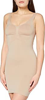 FM London Women's Firm Control Dress Shaping Full Slip