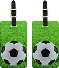 soccer bag tags
