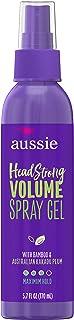 Aussie Headstrong Volume Spray Gel with Bamboo & Kakadu Plum, 5.7 fl oz (Pack of 12)