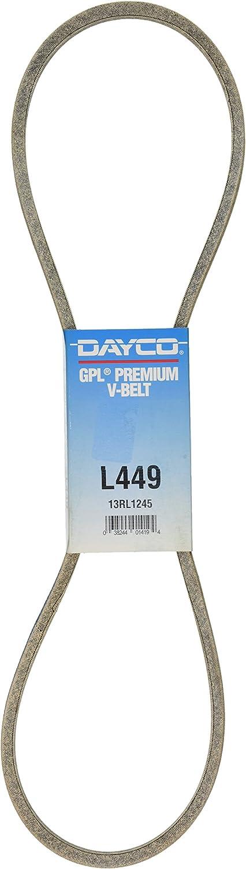 Dayco Max 48% OFF L449 OFFicial site Belts V