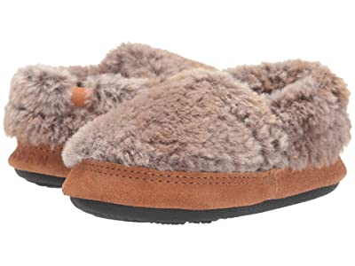 Acorn Kids Acorn Moc (Toddler/Little Kid/Big Kid) (Brown Berber) Kid