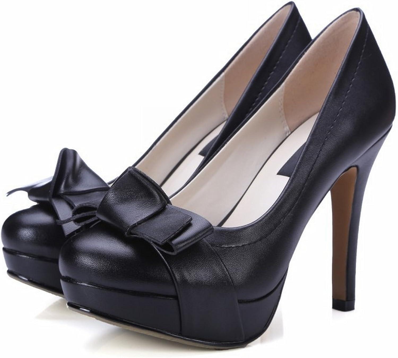 Hohe mit feinen Schuhe mit der Schuhe rund Mund Wenig Tiefe Mund wasserfest Elegante Gre Code