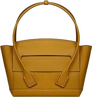 Luxury Fashion | Bottega Veneta Womens 575941VMAO17726 Yellow Tote | Fall Winter 19