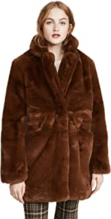 Women's Sophie Faux Fur Coat