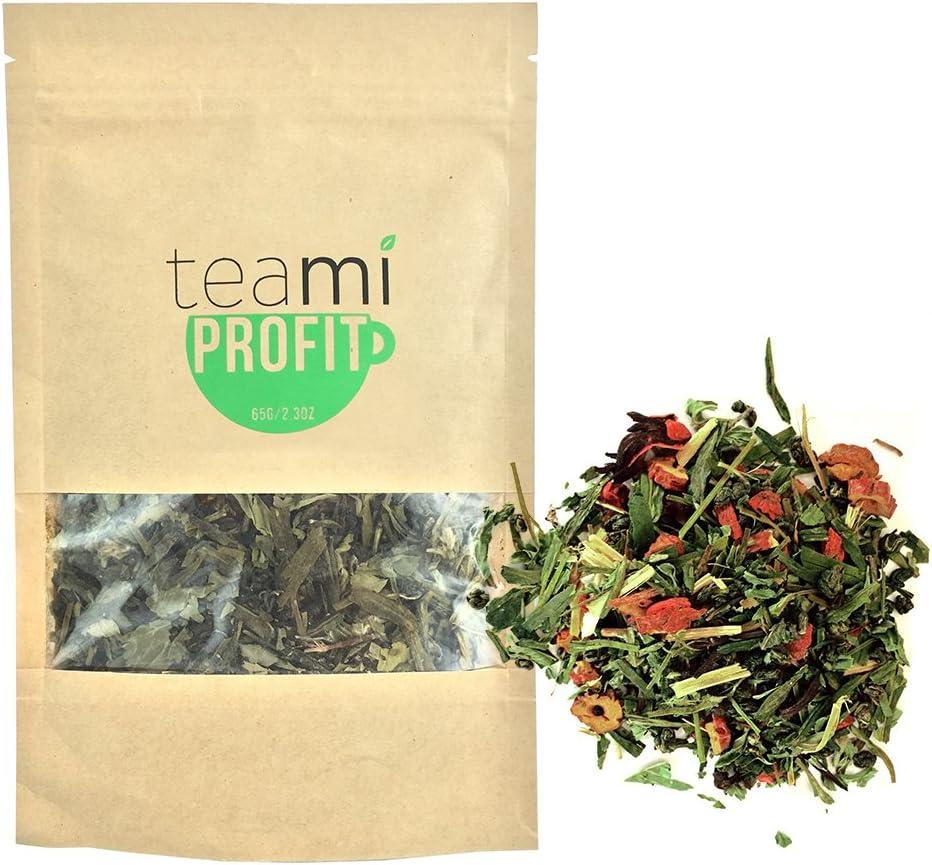 Teami® Profit Loose 流行のアイテム Leaf - 値引き Servings Tea 13